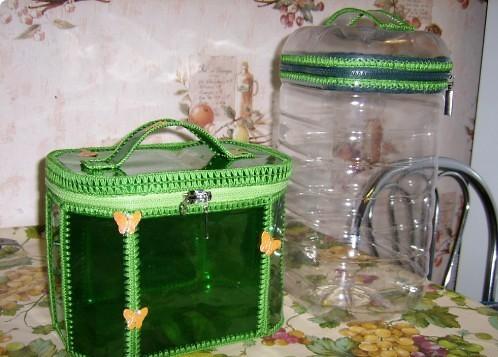 Заборчик из пластиковых бутылок своими руками фото 164