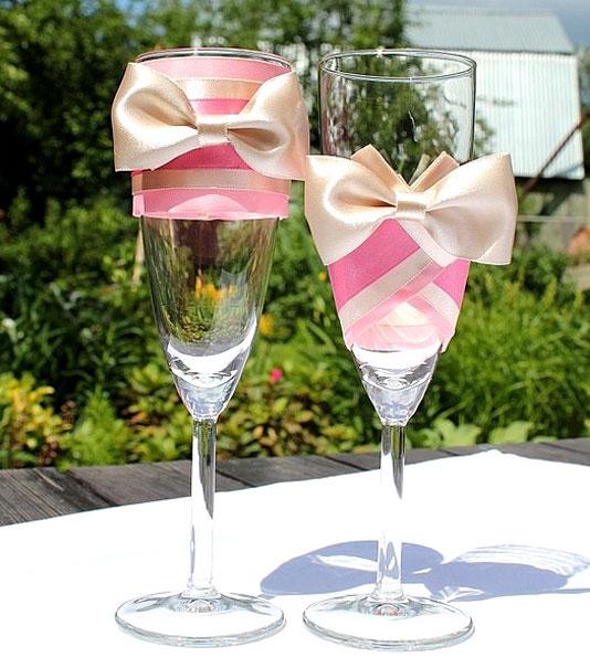 671e33ce0853ecd4d4bb98422b992e12 Украшение свадебных бокалов
