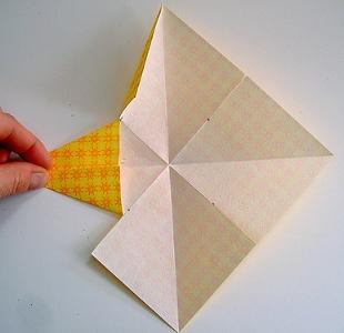 Как сделать 3д звезду из бумаги фото 333