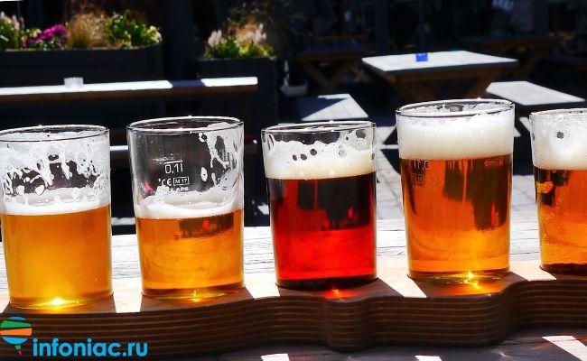 Пивной алкоголизм симптомы