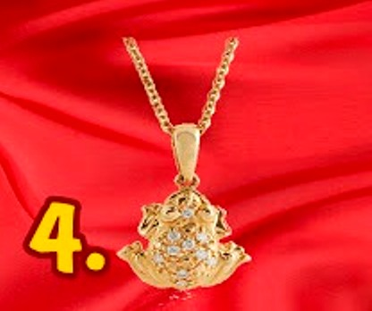 Ожерелье под номером 4