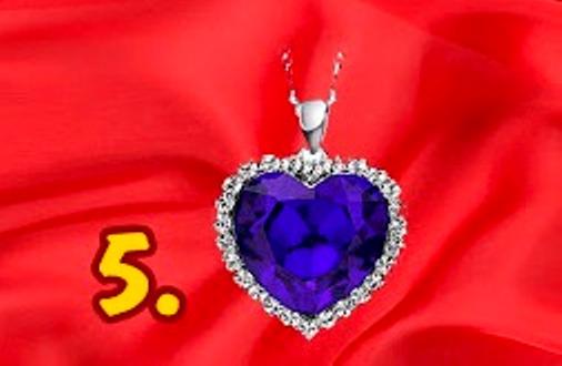 Ожерелье под номером 5
