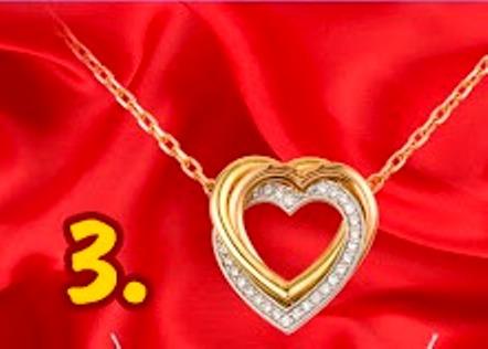 Ожерелье под номером 3
