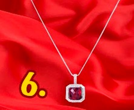 Ожерелье под номером 6