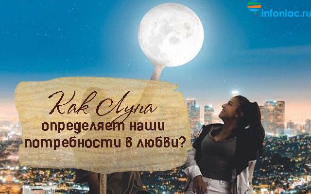 Любовный лунный гороскоп: Луна в знаках и совместимость партнеров по лунному календарю