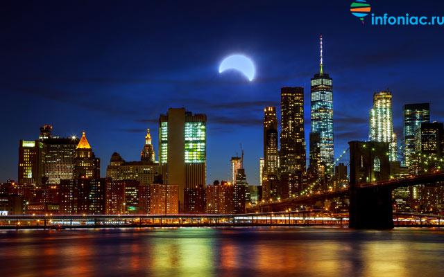 Лунное затмение 30 ноября 2020: что принесет и что ожидать вашему знаку зодиака?
