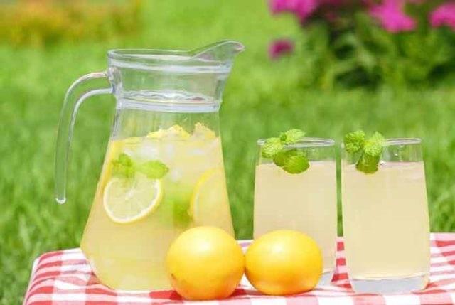 Лимонад — 10 рецептов приготовления в домашних условиях