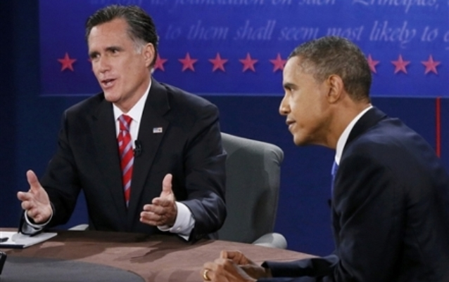 an examination of the use of rhetorical devices in the debate of president obama and governor romney