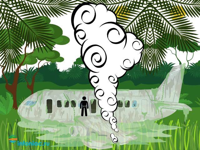 Квест: Опасное приключение в джунглях. Сможете ли вы выжить? Глава 1