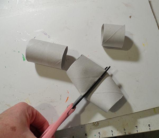 Как нарисовать дом гномика
