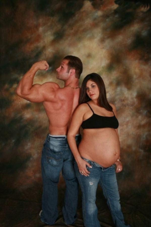 куни для беременной фото