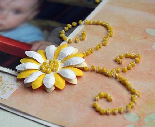 Цветы из бумаги плоские своими руками