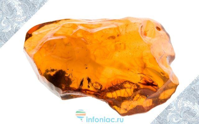 Камень янтарь. Свойства и интересные факты