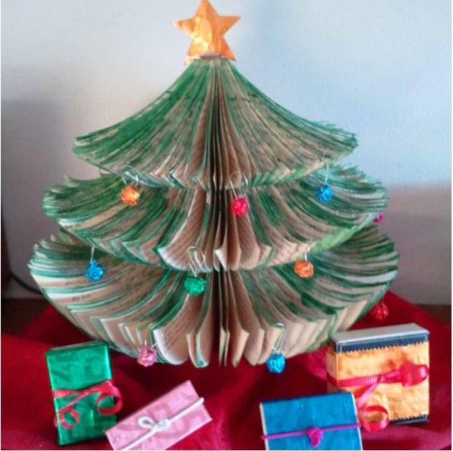 9b5cd39554965ff03983963a734b326e Елка своими руками: 25 мастер-классов по созданию новогодней красавицы!