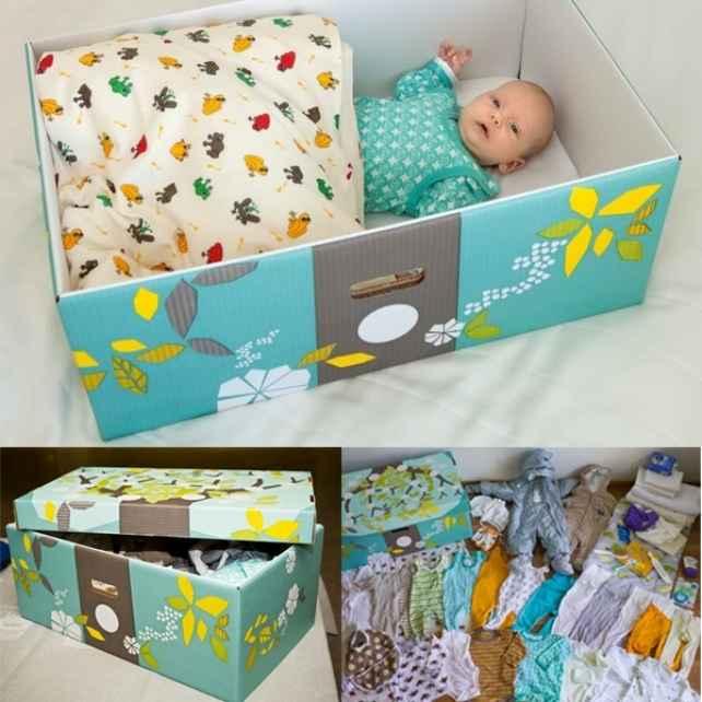 Набор для новорожденного от собянина фото