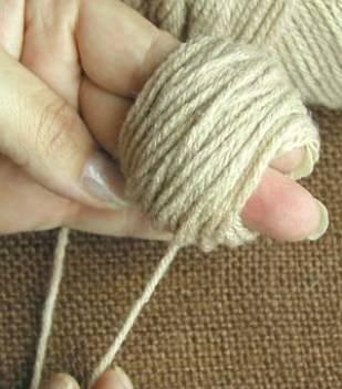 Как сделать узел из двух ниток 91