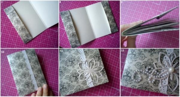 Как оригинально оформить личный дневник. Как сделать ЛД 12