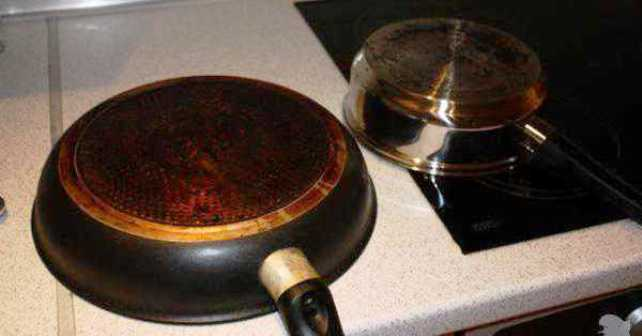 Горячая сковорода