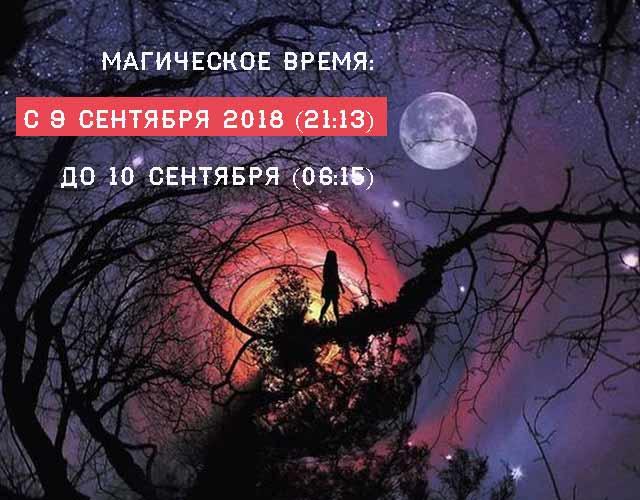 Лунный календарь повседневности: благоприятные дни для разных дел в сентябре 2018