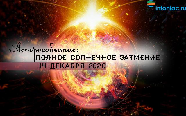 Общий астрологический прогноз для всех знаков зодиака на декабрь 2020