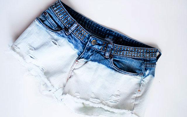 Старые джинсы: новая жизнь