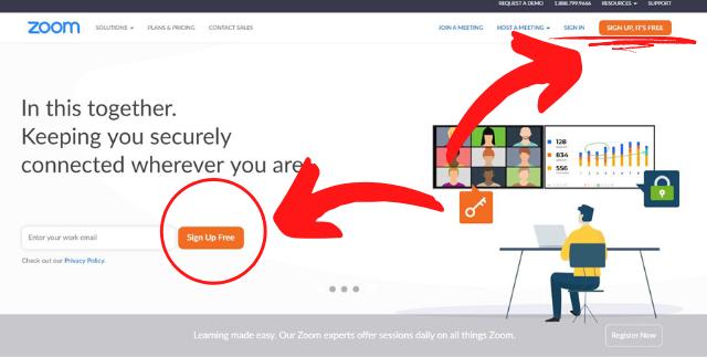 Как установить виртуальный фон в Zoom