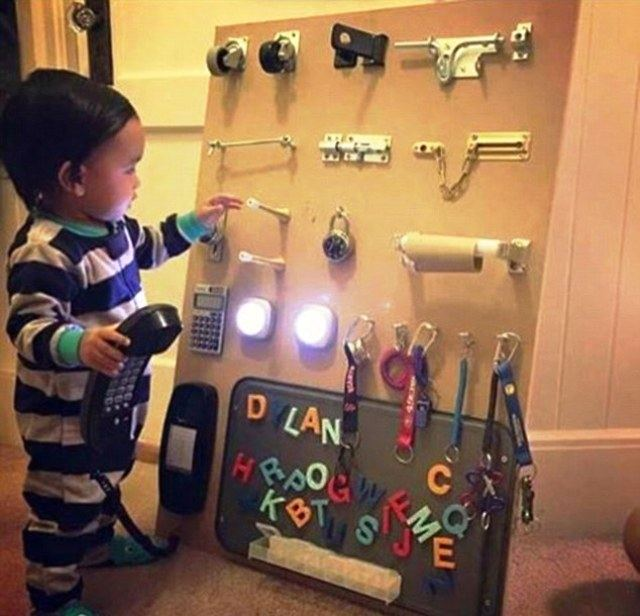 c9d42a30e558647b263165e41f754e93 Развивающие игрушки для детей своими руками. Делимся опытом. Советы
