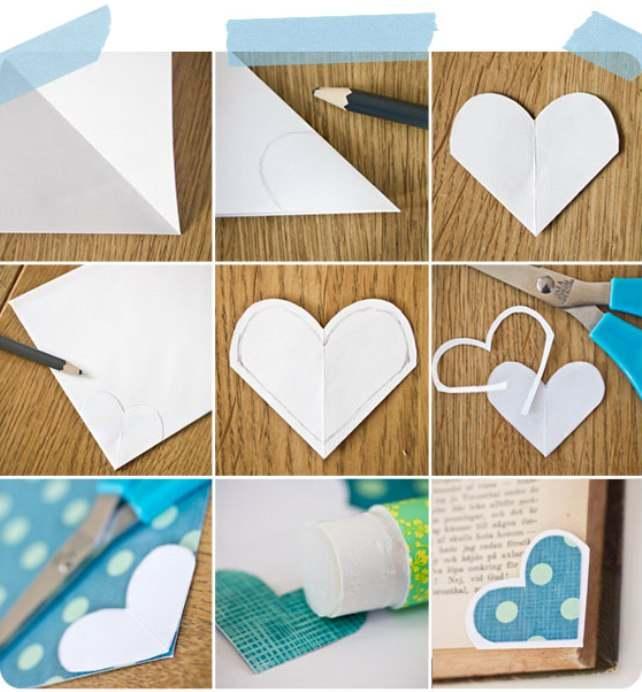 Сердечко из оригами схема фото 402