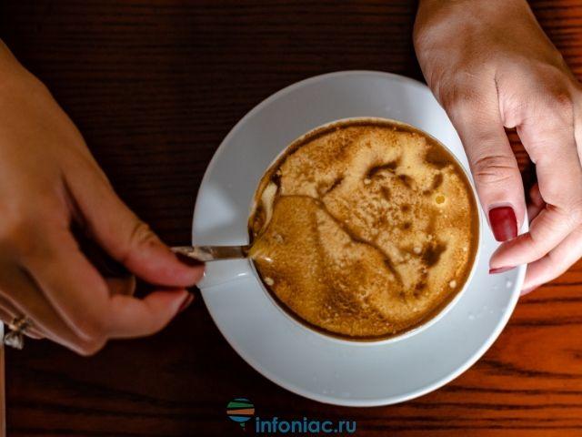 Зачем добавлять в кофе яйцо?