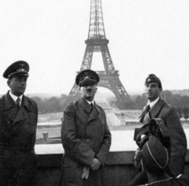 Когда и как была построена Эйфелева башня?