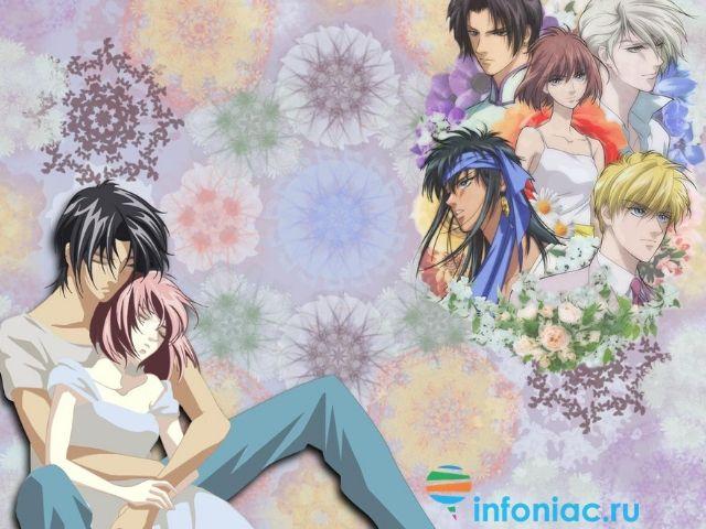 Топ 10 лучших аниме в жанре Романтика