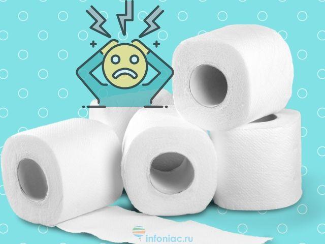 Почему люди скупают туалетную бумагу из-за нового коронавируса? 6 причин
