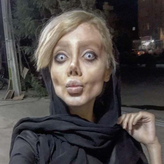 Сахар Табар: 5 фактов о девушке-зомби, которая хочет быть похожей на Анджелину Джоли (фото) E651c0a5e137aaaf21e68da6692e2640