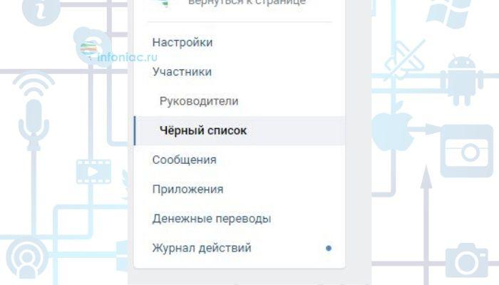 Хочется заблокировать человека ВКонтакте. Как это сделать?