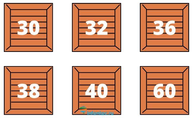 Школьная задачка с ящиками, которая ставит в тупик даже взрослых