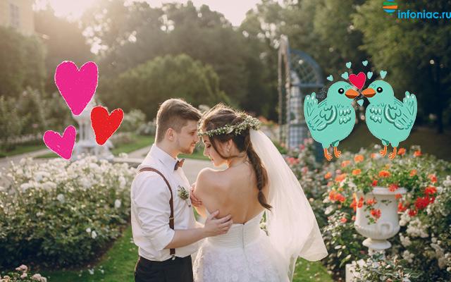 В каком месяце лучше всего играть свадьбу