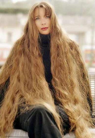 Как отрастить длинные волосы: густые и здоровые