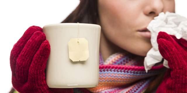 Как не разболеться при первых признаках простуды