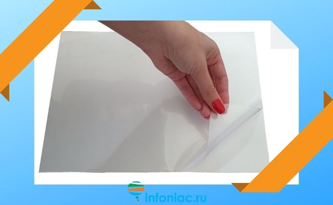 Как ламинировать бумагу, документы, визитки, рисунки в домашних условиях