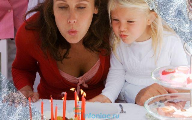 Желание на день рождения