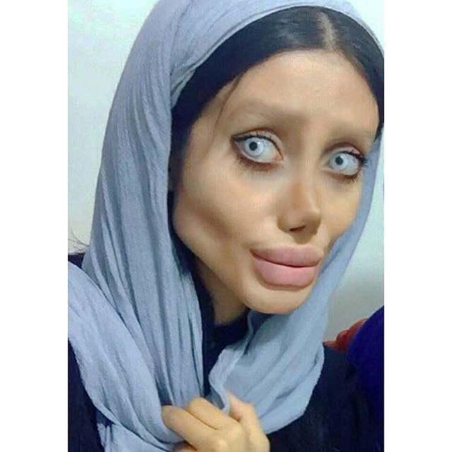 Сахар Табар: 5 фактов о девушке-зомби, которая хочет быть похожей на Анджелину Джоли (фото) F873d274f36ce05cf32893da6498ed0c