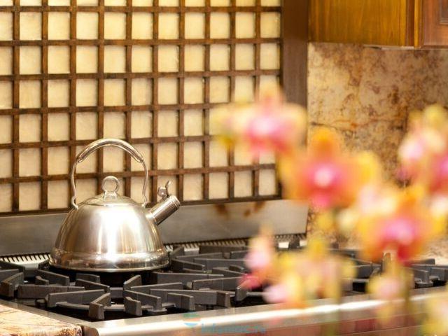 Идеальные цвета для кухни по фен шуй
