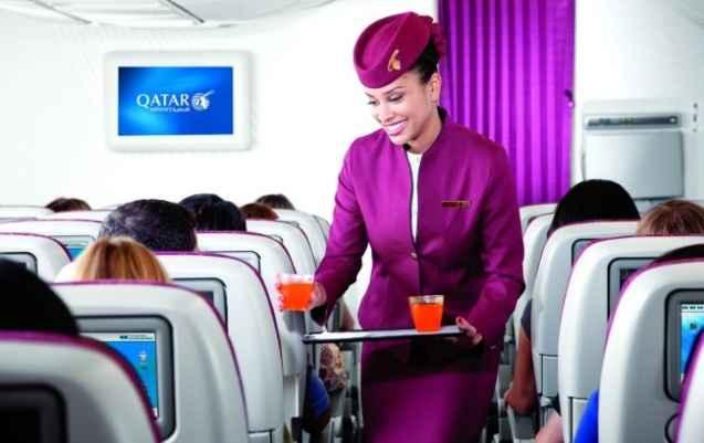 Форма стюардесс разных авиакомпаний
