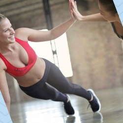 сколько раз нужно отжиматься чтобы похудеть