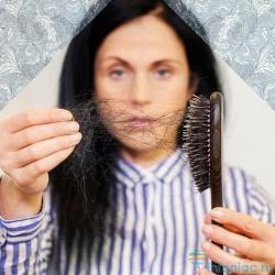 20 причин выпадения волос