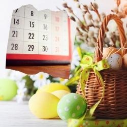 Почему каждый год Пасха празднуется в разные дни? :: Инфониак