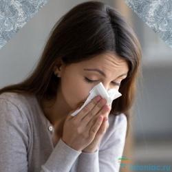 Простой трюк быстро снимет заложенность носа без лекарств