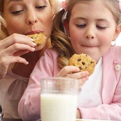Топленое молоко поможет избавиться от аллергии на молоко