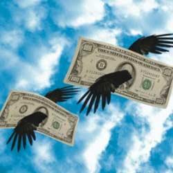 Заговор на деньги без последствий нить