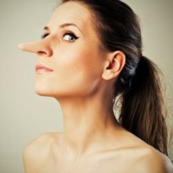 Нос расскажет, когда человек лжет